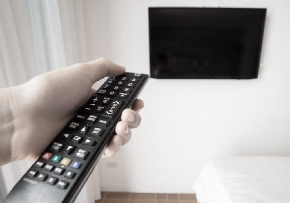 TV PARA HOTELARIA
